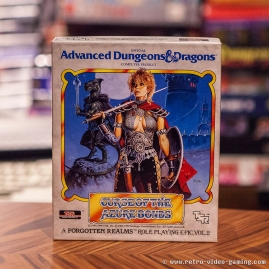 Advanced Dungeons & Dragons Curse of the Azure Bonds - Amiga